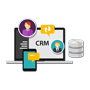 CRM Customer Relationship Management solutions of SInfoLabs